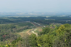 View towards Kaesong and North Korea from the Dora observatory, DMZ (Timon91) Tags: south korea zuidkorea suedkorea südkorea republic republicofkorea rok 대한민국 daehan minguk seoul seoel 서울시 서울 dmz demilitarized zone north nordkorea noordkorea