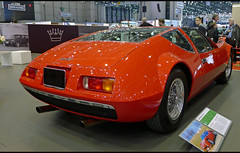 Monteverdi Hai 450 ss (baffalie) Tags: auto voiture ancienne vintage classic old car coche retro expo suisse sport automobile racing motor show collection club swiss genève