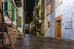 Old street (-MiDes-) Tags: night nikon elsass nightshoot longexposure colors beautiful france winter christmas street