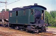 R8393.  HWB Ec 3/3 Nr. 5 at Küssnacht am Rigi. (Ron Fisher) Tags: hwb huttwilwolhusenbahn ec33nr5 ec33 küssnachtamrigi sbb sbbcffffs switzerland swissrailways sbbhistoric steam steamlocomotive steamengine dampflok locomotive locomotiveàvapeur transport train sonderzug zug schweiz suisse lasuisse dieschweiz schweizerischeeisenbahnen eisenbahneninderschweiz railwaysofswitzerland eisenbahn chemindefer rail railway railroad