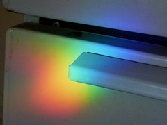 Oven Door (Room With A View) Tags: light spectrum rainbow colors