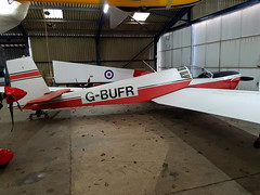 G-BUFR Slingsby T61F Venture T2 (nickthebee) Tags: buckminsterglidingclub glider saltby