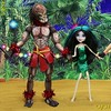 №505. The Ball! (OylOul) Tags: 16 action figure doll monster high hottoys predator oyloul