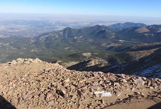 Pikes Peak View (El Paso County, Colorado)