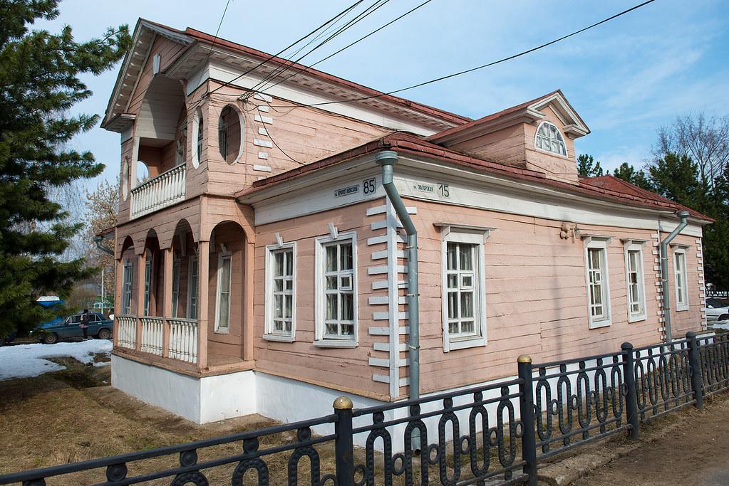 фото: Дом Клятовых