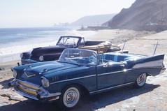 1957 Chevrolet Bel Air diecast 1:24 made by Danbury Mint (rigavimon) Tags: diecast miniaturas miniature 124 1957 chevrolet belair danburymint playa beach autosaescala