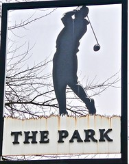 The Park - Birkdale, Merseyside. (garstonian11) Tags: pubs merseyside birkdale pubsigns