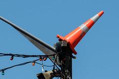 20180114_2211_7D2-400 Unusual place for a cone (johnstewartnz) Tags: cone roadcone llightpole canon canonapsc apsc eos 7d2 7dmarkii 7d canon7dmarkii canoneos7dmkii canoneos7dmarkii 400mm 400