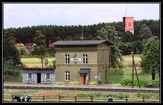 1/12 Karnin Gorzowski (dloc567) Tags: modelleisenbahn modelspoor modelspoordagen rijswijk broodfabriek karningorzowski pmmh0 h0 187 polen poland polska makieta