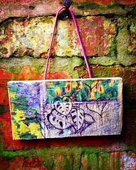 Untitled (Primrose Croft) Tags: garden artgarden artsandcrafts artistsgarden artistshouse colours newpic abstractgarden wall