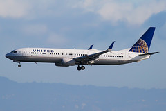 N37427 (Mark Harris photography) Tags: spotting boeing united plane aviation canon sfo
