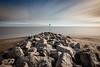 Hengistbury Head (ShaunTheDuke) Tags: sea seashore seascape waterfront beach groyne shore shoreline sky hengistbury