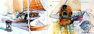 Musee-de-la-Marine-Sketchcrawl-janvier-Marseille