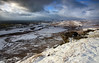 Bleakness (PJ Swan) Tags: cumbria england great britain pennines snow ice winter inverno cold landscape hills mountains moorland
