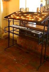 Riga. Domsky Cathedral (1211) (dimaruss34) Tags: newyork brooklyn dmitriyfomenko image latvia svetlanafomenko riga cathedral domskycathedral sculpture candles