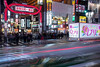 Kabukicho lights (21mapple) Tags: shinjuku kabukicho sign lights longexposure long exposure movement crowds road japan japanese tokyo