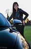 My Jaguar, no, She prefers the Audi R8 (phire151) Tags: mishball jaguar model shoot modelshoot tle audir8