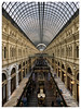 Gum, Shopping Mall, Moscow [1317] (my-travels (on/off)) Tags: moscow russia russianfederation architecture gum shopping mall building vanishing iphone perspective travel moskva ru symmetry