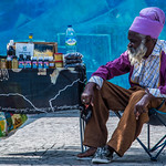 2017 - Regent Cruise - Martinique - Fort de France Street Vendor thumbnail