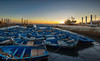 Essaouira (Dani Maier) Tags: essaouira marokko maroc hafen boote fischer sunset sonnenuntergang
