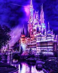 Cinderella Castle | Once Upon a Time Show (Pandry 2015) Tags: castles nightphotography longexposure florida orlando canon6d canondslr fantasyland magickingdom cinderellacastle cinderella outdoors colors magic projections waltdisneyworldresort disneyphotography disneyparks disney wdw waltdisneyworld