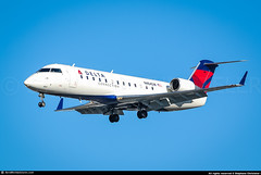 [SNA.2010] #Delta #OO #DL #CRJ200 #N464SW #SkyWest #AWP (CHRISTELER / AeroWorldpictures Team) Tags: skywest airlines delta connection canadair cl6002b19 regional jet crj200er msn 7827 ge cf343b1 n464sw history aircraft jul2003 first flight test cfmlb built site montreal cymx delivered skywestairlines oo skw config cabin y50 operating deltaconnection americaneagle santaana johnwayne sna ksna california usa dl aa planespotting plane aircrafts airplane aeroworldpictures nikon nikkor lenses 70300vr d80 lightroom awp 2010