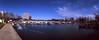 (likeloren) Tags: lorenrozewski photography film widelux 35mm panoramic panorama shoot fuji scan negative color chicago 2018 people sky sunlight