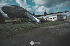 """The Mile High Club"" (RomarioPhotography) Tags: urbex abandoned nikon decay plane irix"