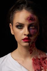 Violence (jerzy1488) Tags: dark models violence poland sony a7r2 podlasie polisgirl