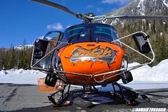 Ecureuil AS-350 B3 F-HESB CMBH (damienfournier18) Tags: ecureuil as350 cmbh fhesb alberville alpes chamonix montagne montblanc montblanchélicoptère dzdesbois snow hélicoptères avion aéronef aéroport altiport