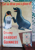 Old Guinness advert, Wordie House (Med Gull) Tags: antarctic zegrahm cruise old guinness advert wordie house penguin