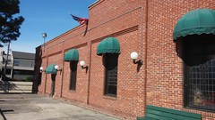 Exterior Detail (Retail Retell) Tags: spaghetti warehouse closure closing italian grill restaurant huling avenue downtown memphis tn shelby county retail trolley interior decor 30 years opened 1987 closed november 19 2017