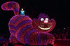 Alice & the Cheshire Cat (DsnyCpl) Tags: cheshirecat aliceinwonderland tokyodisneylandelectricalparade dreamlights tokyodisneyland canon70d tamron2470mmg2