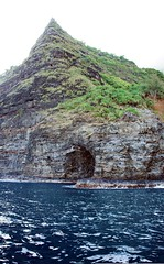 More caves (rox916y) Tags: kauai napali napalicoast beach ocean travel adventure honeymoon