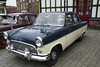 929 STC  1960  Ford Consul (wheelsnwings2007/Mike) Tags: 929 stc 1960 ford consul vintage village stockport market greater manchester