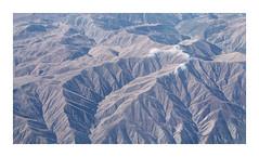 Gentle ridges (Max Angelsburger) Tags: ridge mountain turkey iran borderland natur light view landscape landschaft 2014 summits airplane warm brown sky nature valley soft
