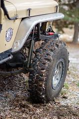 Jeep & Snow -9 (sammycj2a) Tags: willys jeep snow nikon rockcrawler winch factor55 ogden utah