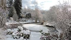 2018-01-17 Winter Kingdom in Botanic Garden Teplice (beranekp) Tags: czech teplice teplitz botanic botanik garten garden winter