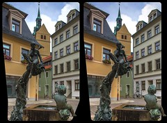 Fortunabrunnen, Freiberg 3-D / CrossEye / Stereoscopy / HDR / Raw (Stereotron) Tags: saxony sachsen freiberg bergstadt fortunabrunnen europe germany deutschland crosseye crosseyed crossview xview cross eye pair freeview sidebyside sbs kreuzblick 3d 3dphoto 3dstereo 3rddimension spatial stereo stereo3d stereophoto stereophotography stereoscopic stereoscopy stereotron threedimensional stereoview stereophotomaker stereophotograph 3dpicture 3dglasses 3dimage twin canon eos 550d yongnuo radio transmitter remote control synchron kitlens 1855mm tonemapping hdr hdri raw