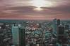 Redone, Pt. I... FFM (b_represent) Tags: sunset frankfurt ffm city cityscape urban