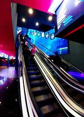 It's a long ride... (Mike Goldberg) Tags: escalator long ride access lgg6 effects mikegoldberg hss jerusalemvicinity