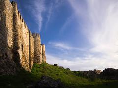Mamure Castle / Anamur (ErdenizS) Tags: olympus pen ep3 blue castle ruin historical medieval mediterranean anamur