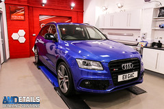 Audi SQ5 (AMDetails) Tags: gtechniqyearly audi sq5 amdetails amdetail alanmedcraf carcleaning cleaning clean carcare simplyclean keepitclean washing wash after finish prep preparation details detailing detail behindthescenes bts elgin cars automotive canon moray car 6d canon6d company advert business advertising expertise booknow tidying products madeintheuk chemicals awesome process closeup cool workshop unit scotland canonuk uk cleanandshiny sportscar executive task gtechniq qualified approved technician c1 c5 smartglass g1 worldcars people work working vehicle auto sports electronics windshield sign wheel sparkly