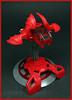 Dragonette (Karf Oohlu) Tags: lego moc microsc ale microspacetopia desktoptoy dragonship scifi