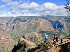 (piccoloakira) Tags: waimea canyon pacific kauai hawaii