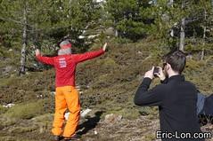 Corsica frozen lake Asco (43) (Eric Lon) Tags: corsica corse france island ile mountains montagne meretmontagne mareimonti pine pin laricio neige snow lac lake bath bain ice glace trek trekking ericlon