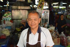 A morning spent in the market before learning to cook the Thai way. #Basil #Thailand #Market #35mm #Nikon (danmcphoto87) Tags: basil thailand market 35mm nikon