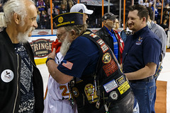 "Kansas City Mavericks vs. Rapid City Rush, January 26, 2018, Silverstein Eye Centers Arena, Independence, Missouri.  Photo: © John Howe / Howe Creative Photography, all rights reserved 2018. • <a style=""font-size:0.8em;"" href=""http://www.flickr.com/photos/134016632@N02/39973758261/"" target=""_blank"">View on Flickr</a>"