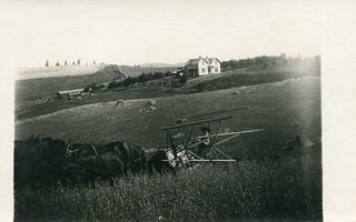 Home, circa 1910 - Troy, Idaho