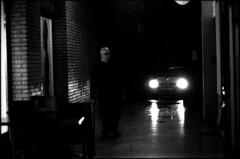 Errance souterraine (Rachelnazou) Tags: caffenol argentique analog blackwhite minolta film